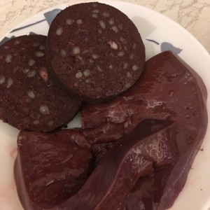 Lambs Liver & Black Pudding Digestible Dog Biscuits (pk 30)