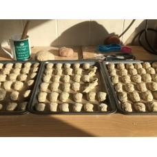 50 X Organic Grain Free Biscuits.