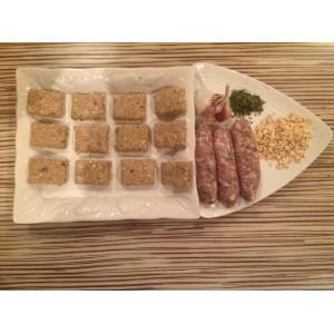 Sausage & Parsley Dog Biscuits  (pk 30)